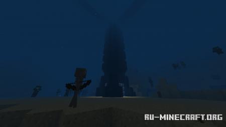 Скачать Drowned Prison для Minecraft PE
