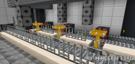 Скачать Conveyor Craft для Minecraft PE 1.15