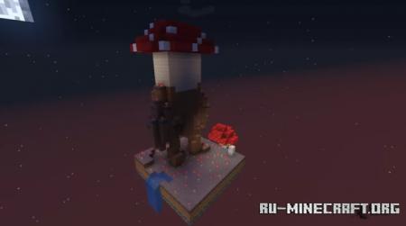 Скачать Mushmonster - (One Chunk Challenge) для Minecraft