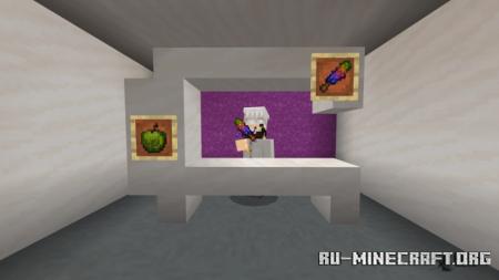 Скачать Stardew Rock Candy для Minecraft PE 1.16