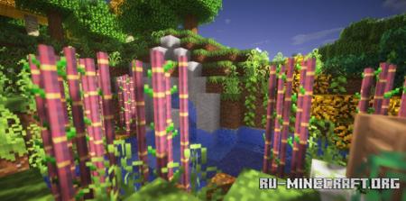 Скачать Jehkobas Fantasy [16x] для Minecraft 1.16