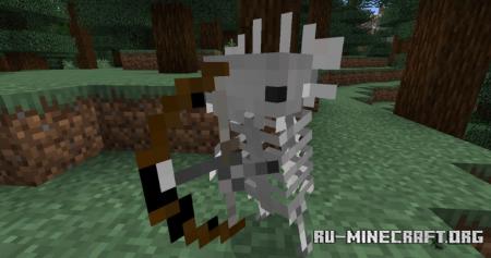 Скачать Axolotls для Minecraft 1.15.2