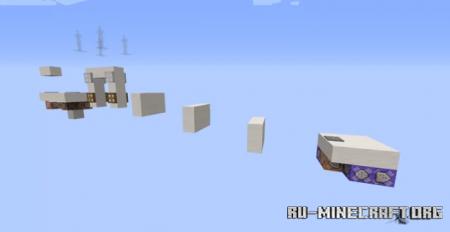 """Скачать Cylinderbox's """"Parkour Castle для Minecraft"""