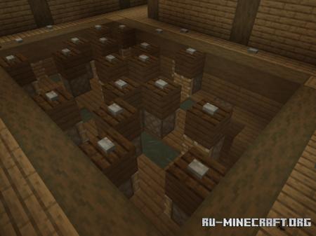 Скачать The Quest for Pie для Minecraft PE