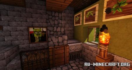 Скачать MeinKraft [64x] для Minecraft 1.15