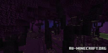 Скачать Better End для Minecraft 1.16.3