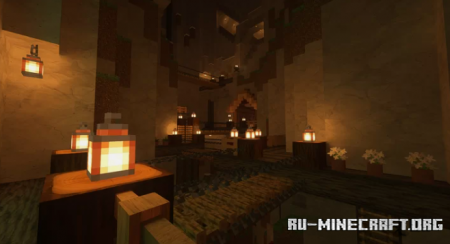 Скачать Mountainside Inn для Minecraft