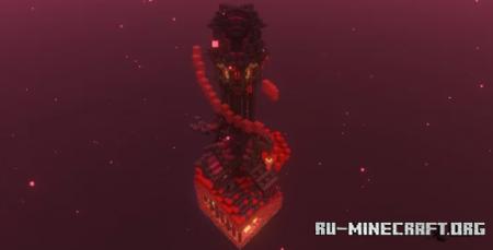 Скачать Crimson Witch Tower для Minecraft