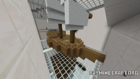 Скачать The Triangle - Parkour для Minecraft PE
