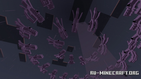 Скачать HabiRGB Dust Sans для Minecraft PE 1.16