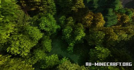 Скачать Petter Foliage для Minecraft 1.16