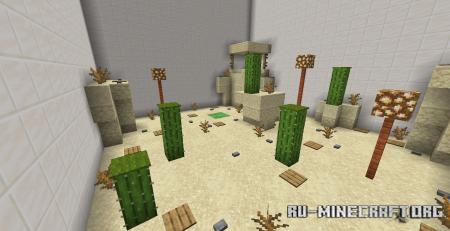 Скачать 15 Parkour Rooms для Minecraft