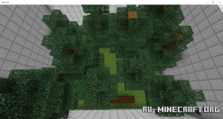Скачать Find The Button – Biomes Adventure для Minecraft PE