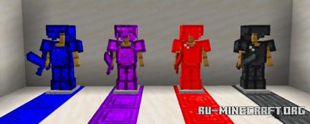 Скачать MCBE Plus для Minecraft PE 1.16