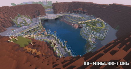 Скачать Tokyo Disneyland Resort для Minecraft PE