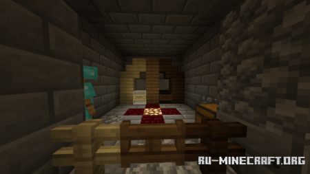 Скачать Omega Dungeon – MiniCTM Hardcore для Minecraft PE