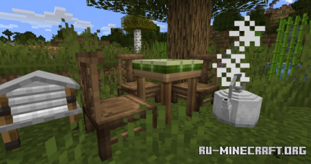 Скачать After The Drizzle для Minecraft 1.15.2