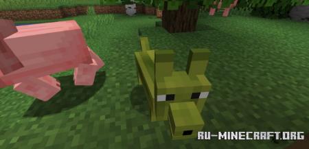 Скачать The Corgis для Minecraft 1.16.3