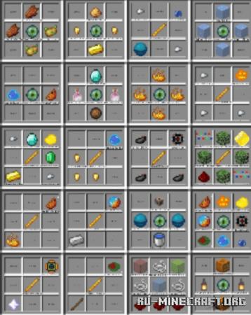 Скачать Wizards and Wands для Minecraft PE 1.16