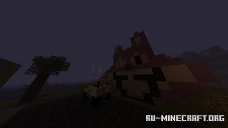 Скачать Spine-Chilling для Minecraft