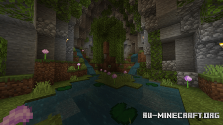 Скачать BasePvP для Minecraft PE 1.16