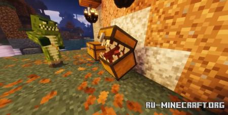 Скачать Packtober Remastered для Minecraft 1.16