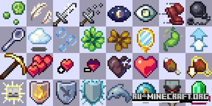 Скачать GUI Retextures для Minecraft 1.16