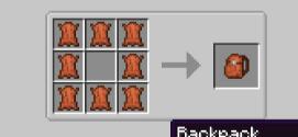 Скачать MrCrayfish's Backpacked для Minecraft 1.16.4