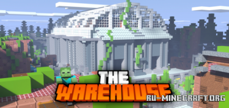 Скачать The Warehouse для Minecraft PE