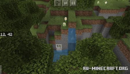 Скачать Puzzles (The 3 Sections) для Minecraft PE