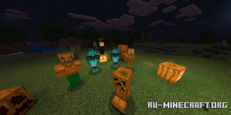Скачать HorrorCraft для Minecraft PE 1.16