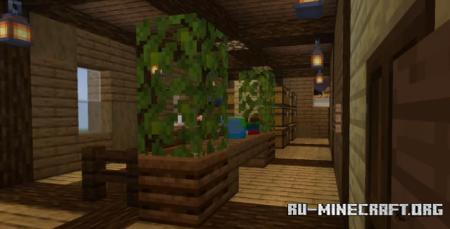Скачать Medieval Shop by Sarnei для Minecraft