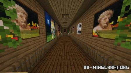Скачать Map Gabut MEFELZ для Minecraft