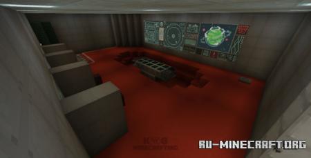 Скачать Among Us: The Skeld, Mira HQ & Polus! для Minecraft PE