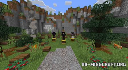 Скачать BiomeBattles для Minecraft