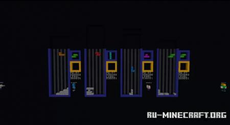 Скачать Tetris 64 для Minecraft