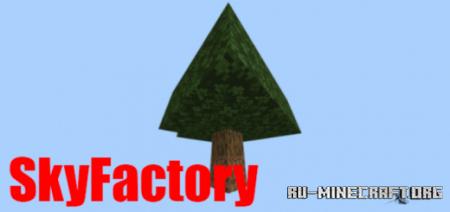 Скачать Skyfactory для Minecraft PE