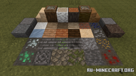 Скачать Tuman для Minecraft PE 1.15