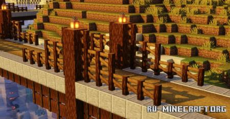 Скачать Fences Plus для Minecraft 1.16