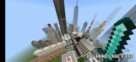 Скачать Marv Craft City для Minecraft PE