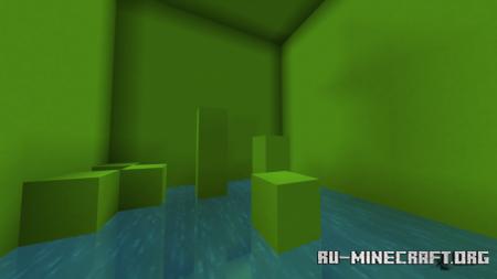 Скачать Rainbow Labyrinth для Minecraft PE