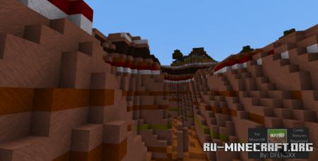 Скачать SK3TCHED By DFergxx [32x32] для Minecraft PE 1.16