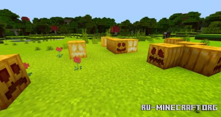 Скачать Vanilla Variations для Minecraft PE 1.16