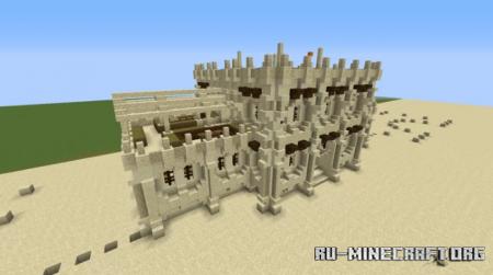 Скачать Desert Townhall для Minecraft