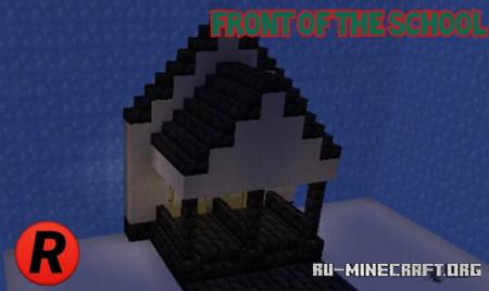 Скачать Mr. Collarbone 4: Frozen School для Minecraft