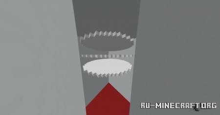Скачать Spleef Minigame 2 (Circular) для Minecraft PE