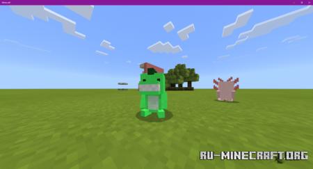 Скачать BelyPets для Minecraft PE 1.16