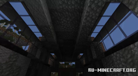 Скачать Above Ground Bunker Base для Minecraft