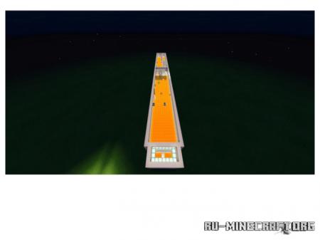 Скачать Stickersz's Parkour для Minecraft PE