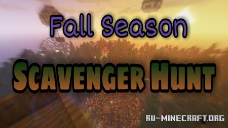 Скачать Seasonal Scavenger Hunt для Minecraft